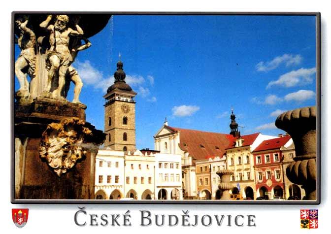 Card České Budějovice